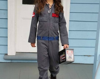 Fix it All Coveralls and Coat PDF Sewing Pattern