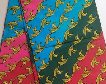 African Print Fabric, Ankara Fabric, Cotton Ankara Fabric, Ankara Fabric by the yard