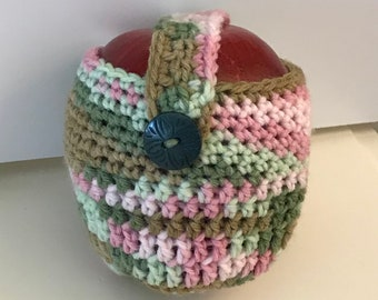 Fruit, Apple Cozy, Crochet