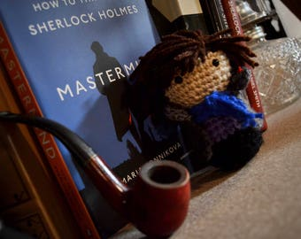 BBC Sherlock Doll