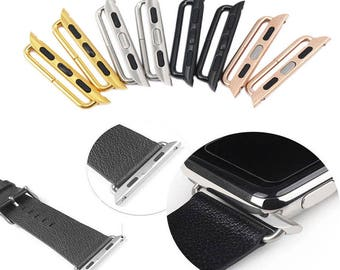 X2 Watch Band Adapter For Apple Watch Connection Band Connector iwatch 42mm 38mm