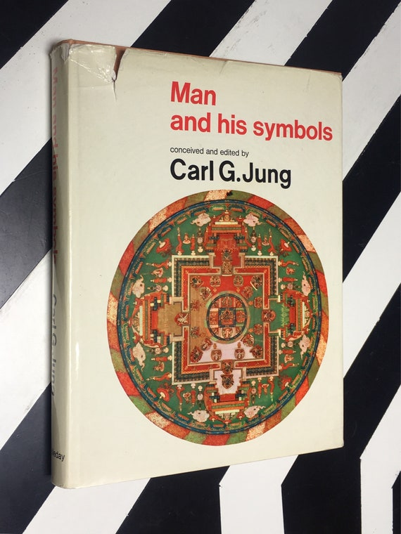 Man and his Symbols conceived and edited by Carl G. Jung and M.-L. von Franz, Joseph L. Henderson, Jolande Jacobi, Aniela Jaffe (1969)