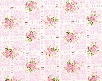 RJR Fabrics - Afternoon in the Attic - Memento Sweet Pea by RJR Studio