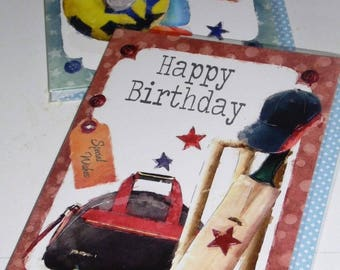 12 cards Happy BIRTHDAY CARDS x12 JUST 35p - We also have birthday cards / christmas cards / thank you cards