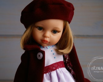 Designer clothes for dolls Paola Reina