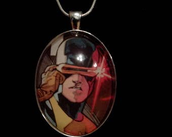 Marve X-Men Classic Cyclops Large Pendant