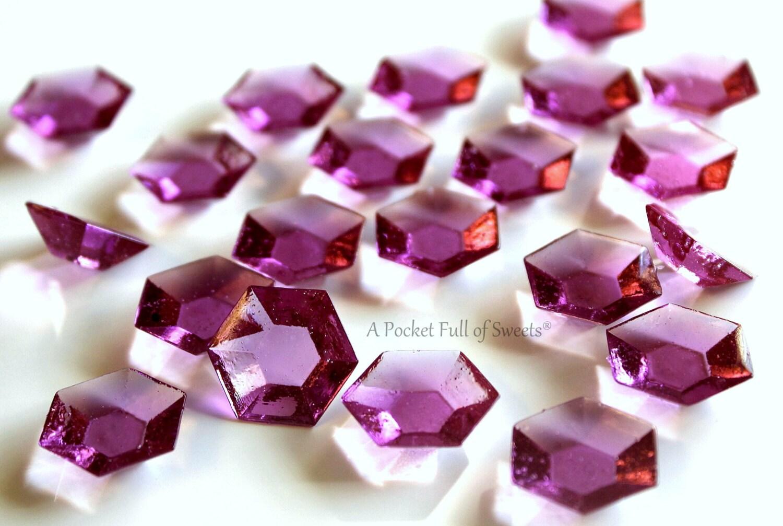 sugar gems edible jewels edible diamonds baby shower