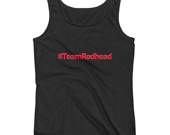 TeamRedhead Ladies' Tank