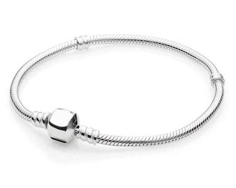 Silver 925 snake chain Bracelet