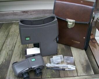 Portascope Field Kit- Rare, Vintage 1974 Bushnell Portascope Field Kit