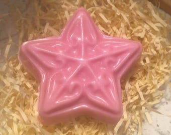 Pink Lemonade Star Summer's Soap Lemon essential oil girls women