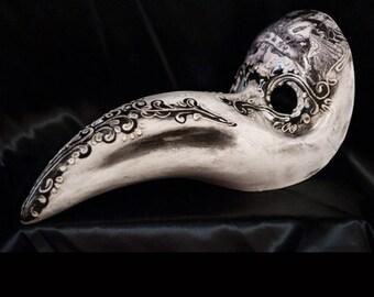 Venetian Mask | Decorated Plague Doctor