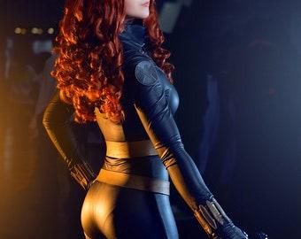 Black Widow Avengers Marvel Cosplay