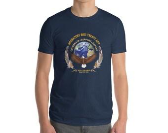 Migratory Bird Treaty Act - Short-Sleeve T-Shirt