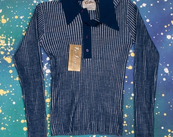 CORTINI 1970's shirt Deadstock with Tag Size M