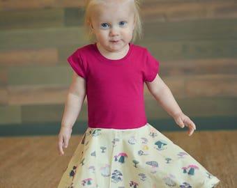 Girl's Twirl Dress, Infant Twirl Dress
