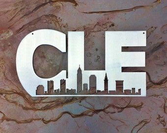 Cleveland, CLE Skyline