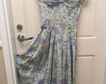 Laura Ashley Garden Dress
