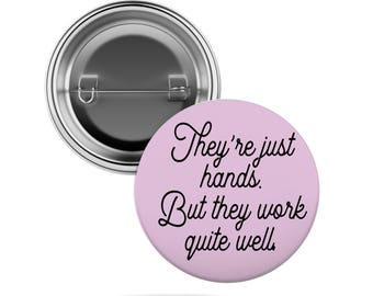 RHOD Real Housewives of Dallas Button - Pinback  - Pin- Glossy