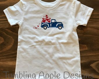 Trucks of Love T-shirt