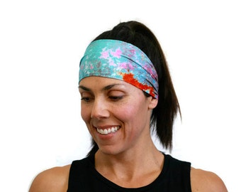 wide headband colorful headband for women fitness headband workout headband crossfit gear exercise gifts for her no slip headband yoga band