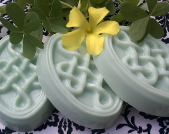 Three Celtic Soaps - Goth Soap