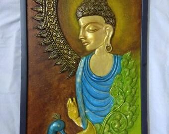 Buddha Wall Piece!!