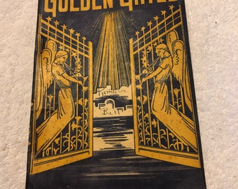 1948 Golden Gates Songbook