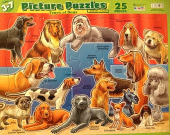 Picture puzzle .. all together or individual