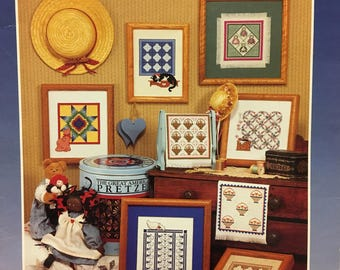 Country Collectables Cross Stitch - Anchor by Dale Burdett Booklet SB501