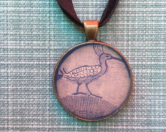 Ancient Egyptian Ibis Amulet