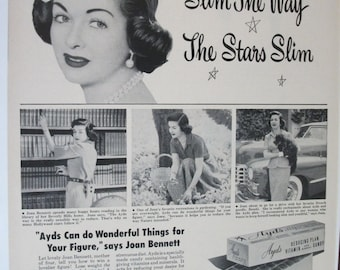 109  Ayds Candy  - 1952