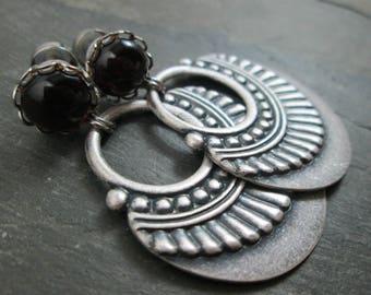 Tribal Plugs - 8g 3mm - Gothic Gauges - Plug Earrings - Gothic Jewelry - Plug Earrings - Wedding Gauges