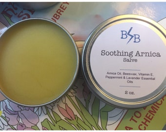 Soothing Arnica Salve