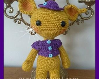 Crochet Amigurumi plush