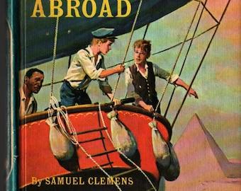 Companion Library Tom Sawyer Abroad / A Dog of Flanders  - Ouida, Samuel Clemens, H. B. Vestal & Gerald McGann - 1965 - Vintage Kids Book