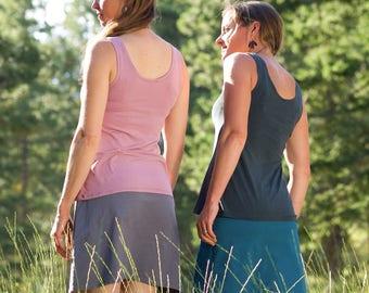 Organic Clothing - Soy Aster Tanktop