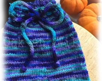 Cornish Pixie Longies on MMR Wool - Size NB-3 Months