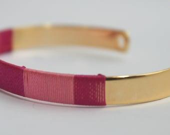 Bracelet Holi Pink