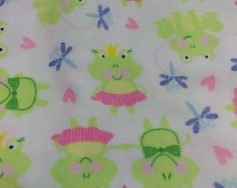 15 Cloth Wipes - Single Ply Flannel