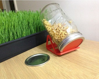 Sprouter - Lid Strainer & Stand