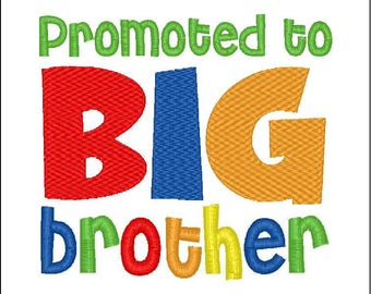Big Brother Shirt, Promoted To Big Brother, Big Brother Gift, Big Brother Announcement, Sibling Outfit, Big Brother Little, Pregnancy