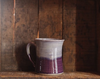 Mug in Purple Haze by Village Pottery Prince Edward Island PEI