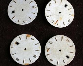 4 watch face lot