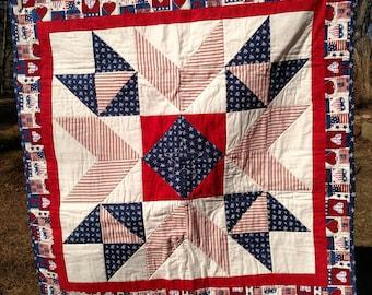 Patriotic Quilt