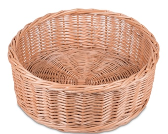 Treasure Basket - Montessori Toy Storage