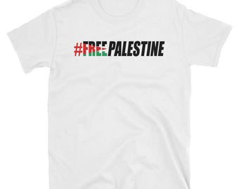 Free Palestine- Free Palestine - Palestinian Flag
