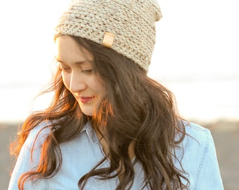 Emerson Beanie Crochet Pattern