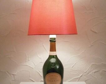 Laurent Pierrer Champagne Bottle Lamp,Light,Lighting.