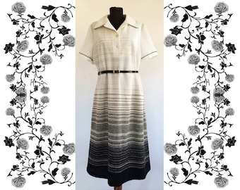 "1970's Vintage Deadstock NOS  ""Guschi""  Dress"
